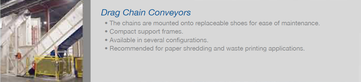 Drag_chain_conveyor