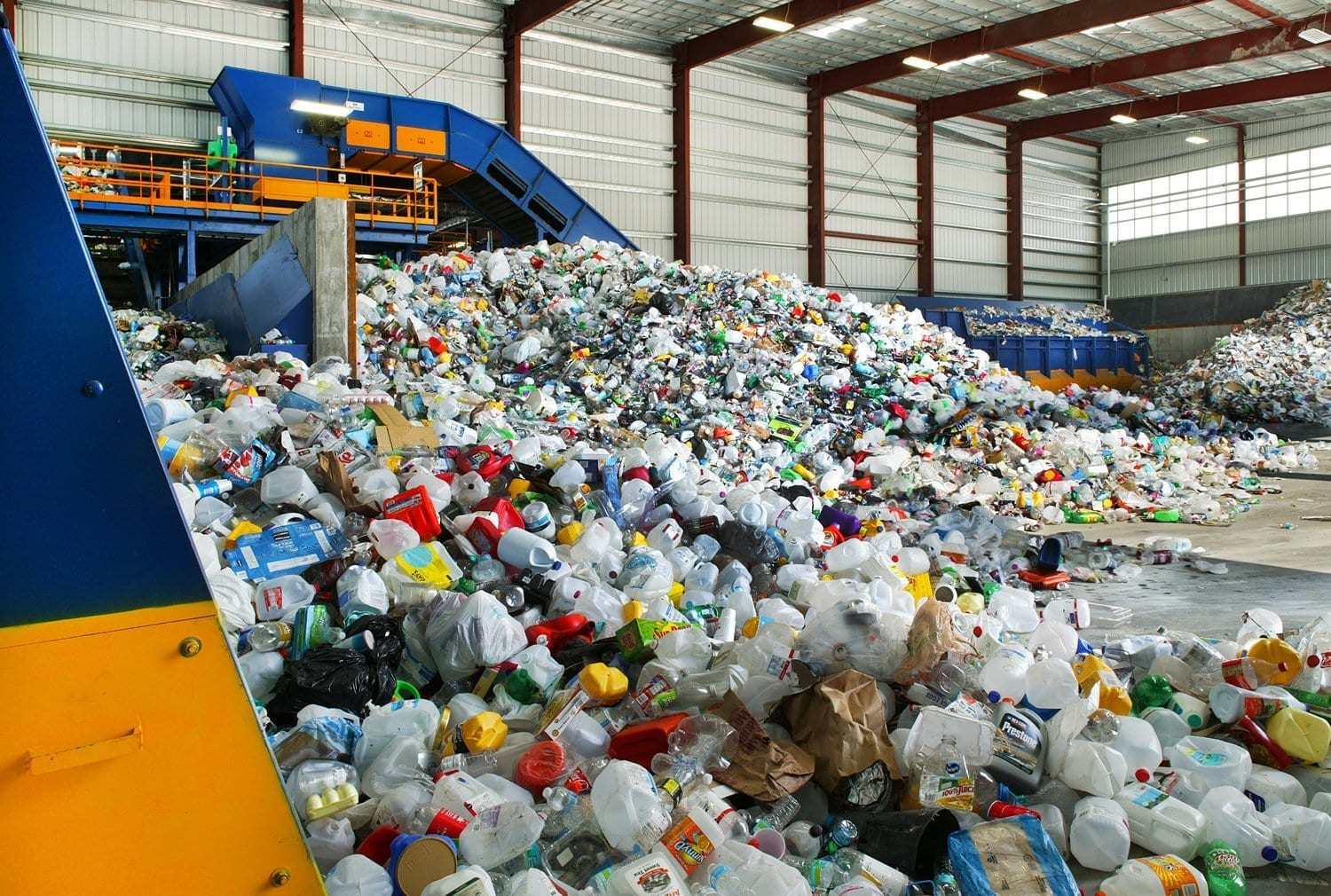 Machinex Recycling Sorting Systems Plastic Recycling