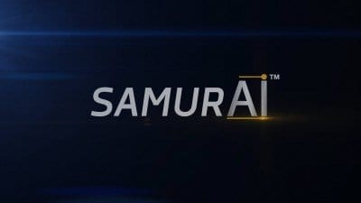 Screenshot Youtube Samurai Logo