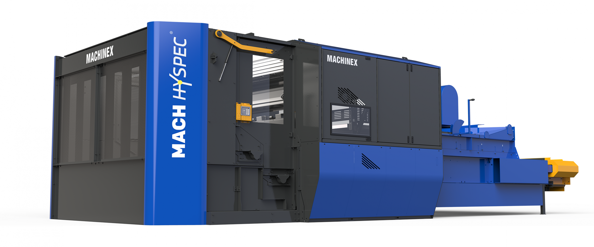 Mach Hyspec optical sorter preview