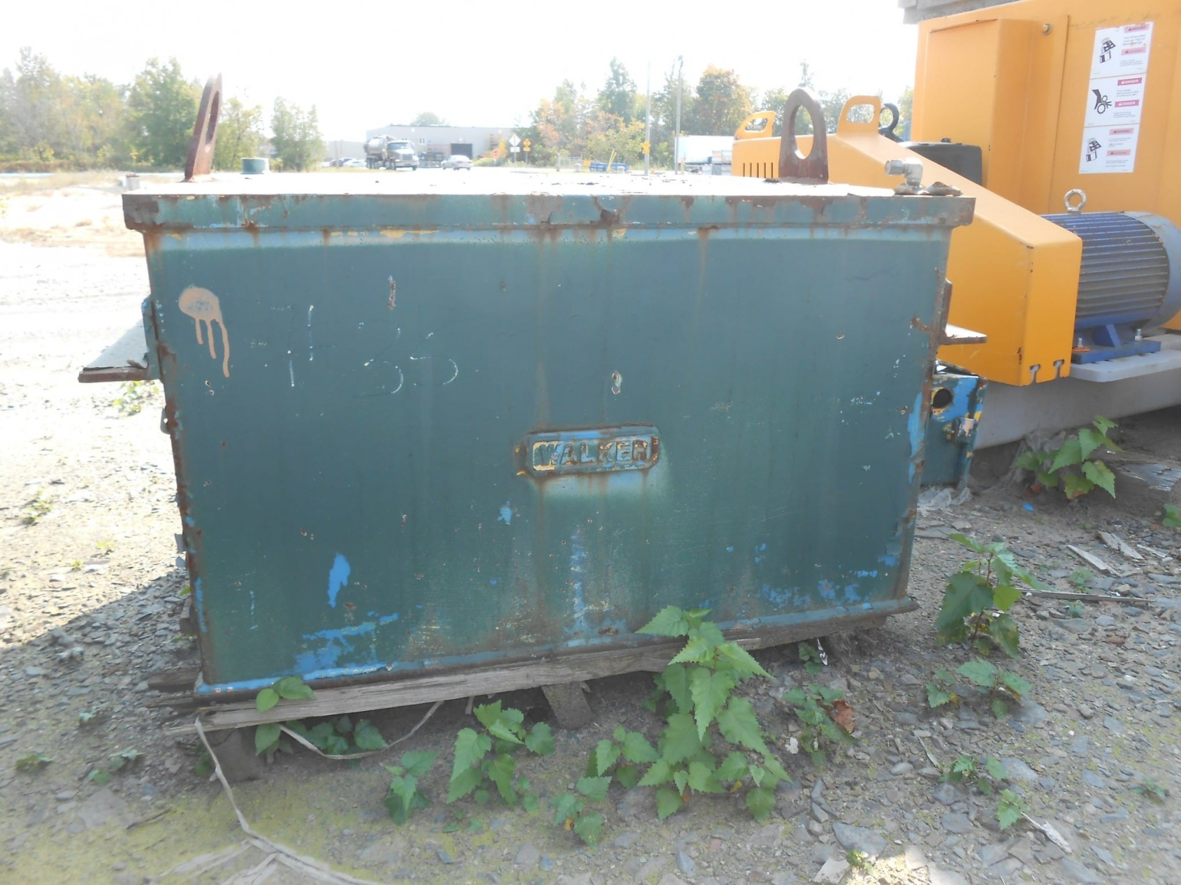 Used electro magnet for sale